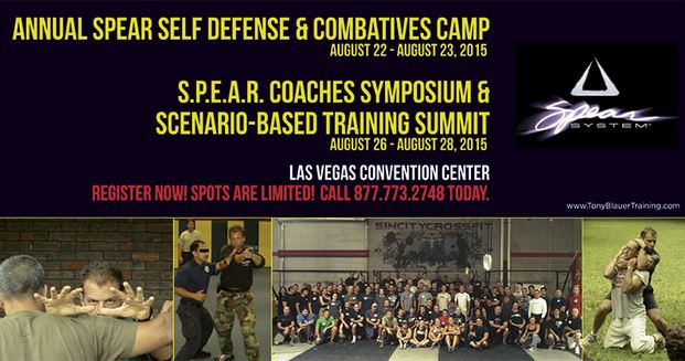 Tony Blauer Defense Courses